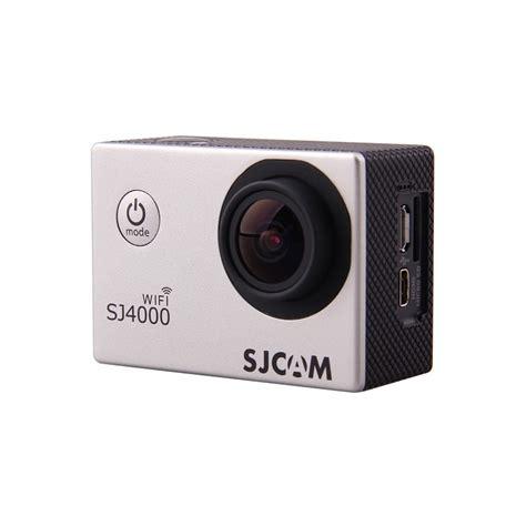 Sjcam Hd sjcam sj4000 wifi 1080p hd sport dvr silver eachshot