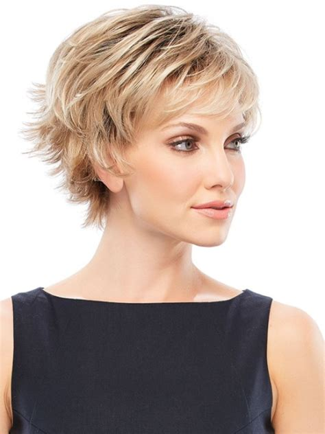 simple short hair cuts  women olixe style