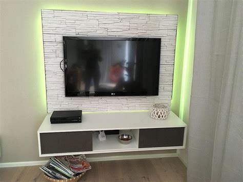 Tv Led Beleuchtung by 17 Best Ideas About Tv Wand Mit Led On Tv Wand