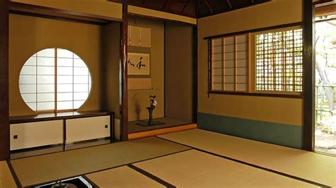 japanese tea ceremony room tokonoma alcove in a traditional japanese tea ceremony room where or flowers is displayed