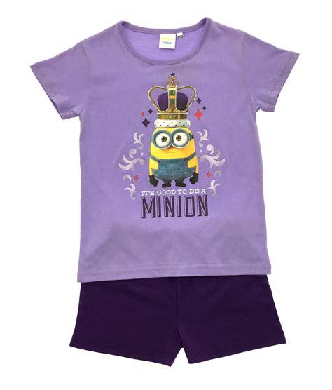 Pajamas Minion Pp pyjamas despicable me minions pjs set