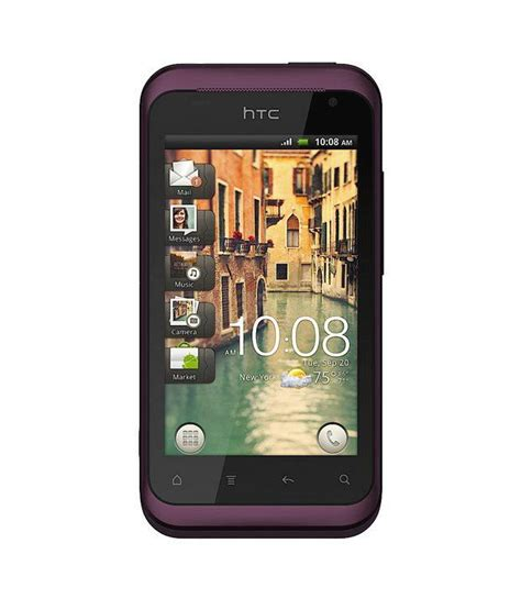 Hp Htc Rhyme S510b htc rhyme s510b price in india buy htc rhyme s510b