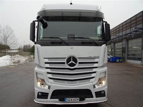 mercedes truck 2016 used mercedes actros 2551ls 6x2 2 bigspace tractor