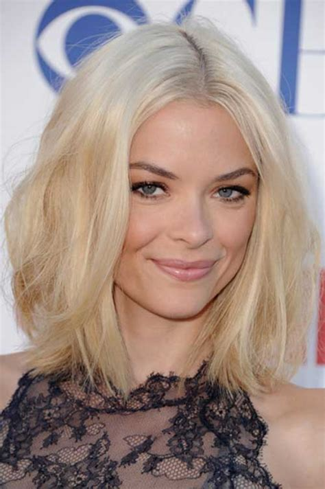 mid length blonde hairstyles 20 short to mid length haircuts short hairstyles 2017