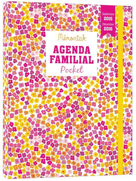 Mon Agenda M 233 Moniak Pocket Chez Titval