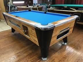 Valley Bar Table Table 041417 Valley Used Coin Operated Pool Table Used Coin Operated Bar Pool Tables