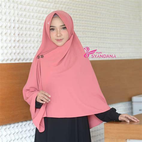 jual jilbab bergo murah syari terbaru  copy hijab