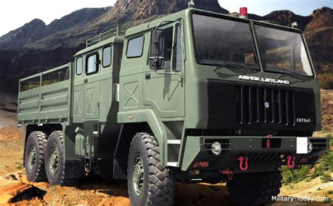 indian army truck ashok leyland artillery tractor today com