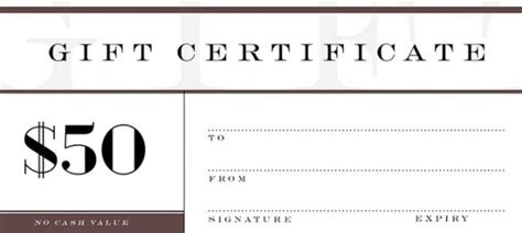 gift certificate design your own design your own gift certificate templates free gift ftempo