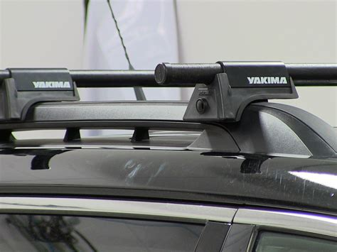 Gmc Roof Rack by Yakima Roof Rack For 2012 Terrain By Gmc Etrailer
