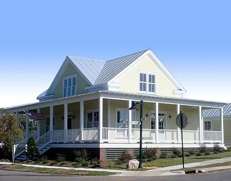 low country house plans with wrap around porch low country house plans e architectural design page 2