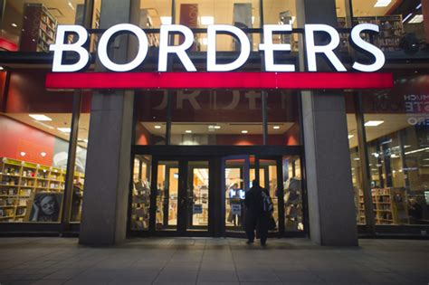 Borders Bookseller Goes Belly Up, but Save Your Tears