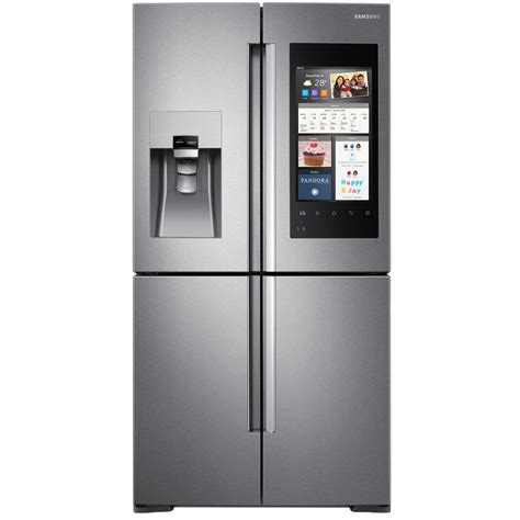 Samsung 4 Door Refrigerator by Samsung 28 15 Cu Ft 4 Door Door Refrigerator In