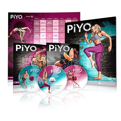 piyo kit which home workout