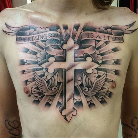 cross tattoo chest meaning 85 celtic cross tattoo designs meanings characteristic