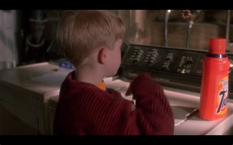 tide home alone 1990