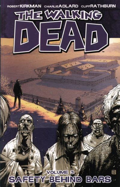 re vol 3 books comic review the walking dead vol 3 safety bars