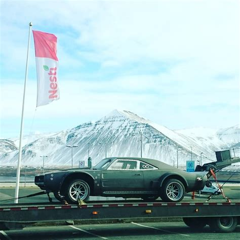 fast and furious 8 places filmed fast and furious 8 actu film