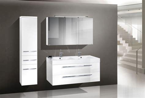 badezimmermöbel design design badezimmerm 246 bel set mit doppelwaschtisch 120 cm 614
