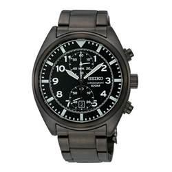 Watches Chronograph Seiko Mens Chronograph