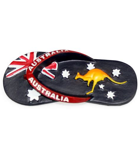 Magnet Kulkas 3d Australia Melbourne Sydney flag magnet australia the gift australia the gift souvenirs t shirts gifts