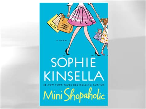 mini shopaholic shopaholic book 0552774383 fall reading best book picks from good morning america abc news