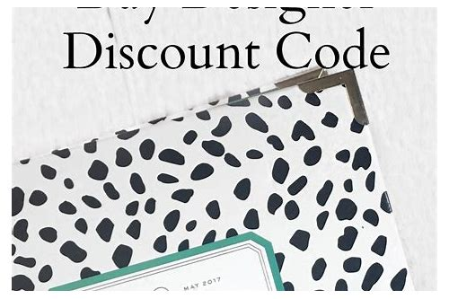 day designer coupon codes