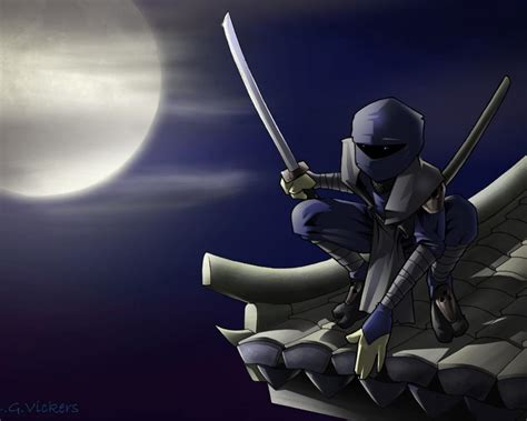 anime ninja anime ninja wallpaper wallpapersafari