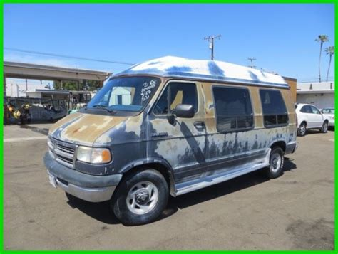 old car manuals online 1994 dodge ram van b250 electronic valve timing 1994 dodge ram van used 5 2l v8 16v automatic minivan van no reserve for sale dodge ram 2500