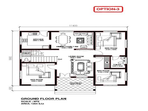 3 bedroom house plan kerala 3 bedroom house plan kerala three bedrooms in 1200 square kerala house plan