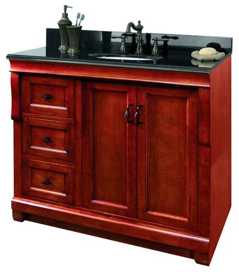 36 bathroom vanity with drawers foremost naca3621dl naples 36 quot vanity cabinet only