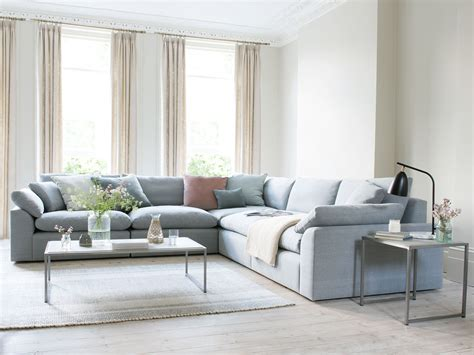 Corner Sectional Sofas by Cuddlemuffin Corner Sofa L Shaped Modular Sofa Loaf