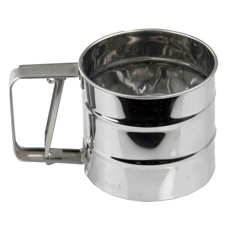 Flour Sifter home basics stainless steel flour sifter kt44292 the