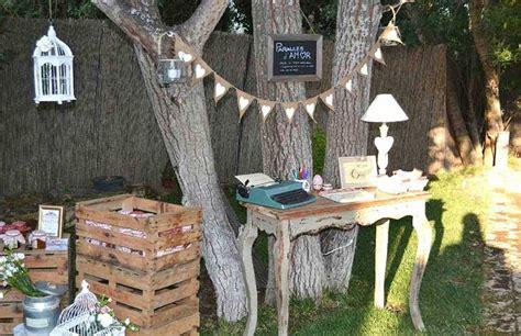 decoracion vintage para fiesta decoraci 243 n fiestas vintage tarragona