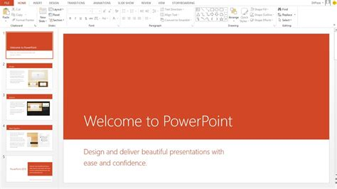 powerpoint tutorial for beginners powerpoint for beginners 2016 ms office complete course