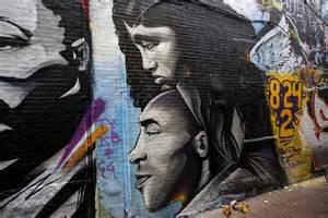 mural  kobe bryant  cambridges graffiti