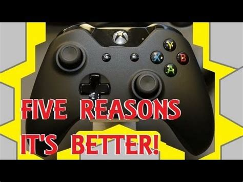 reasons why xbox one is better than ps4 5 reasons xbox one is better than ps4