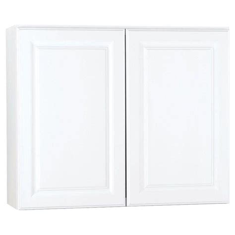 kitchen wall cabinets white hton bay hton assembled 36x30x12 in wall kitchen
