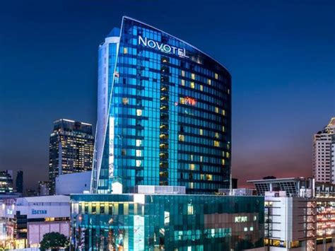 10 Square Meters by Best Price On Novotel Bangkok Platinum Pratunam In Bangkok