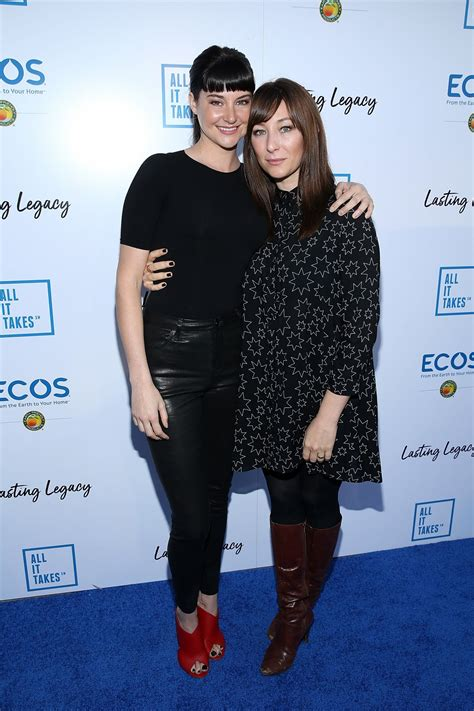 All It Takes shailene woodley all it takes fundraiser dinner in