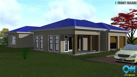 simple house plans  zimbabwe front design