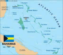 Bahamas World Map by Bahamas Karte Online World Map