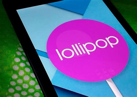 android 5 lollipop android 5 1 lollipop lanseaza un sistem mai sigur si mai eficient gadgetreport ro