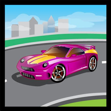 cartoon sports car vector sport for free download about 905 vector sport