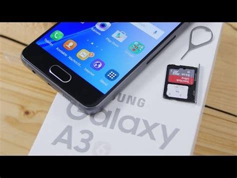 samsung galaxy a5, a3, a7 how to insert sim card & mi