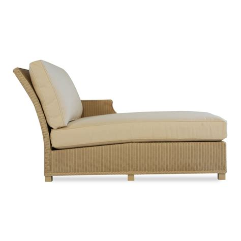 arm chaise lloyd flanders htons left arm chaise