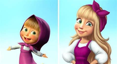 film kartun wajah besar begini jadinya bila tokoh kartun anak anak menjadi dewasa