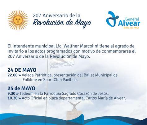 palabras alusivas 25 de mayo bicentenario glosas para el acto del 25 de mayo bicentenario revoluci