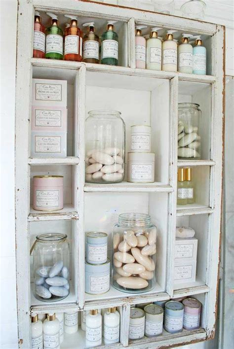 Shabby Chic Bathroom Shelves Shabby Chic Bathroom Work Pinterest