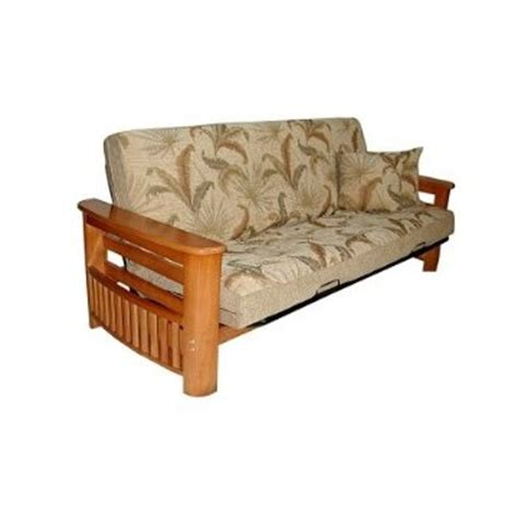 wooden futon frames for sale american furniture alliance portofino metal and wood frame